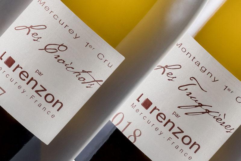 vins domaines lorenzon les charmes